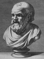 Democritus, the laughing philosopher