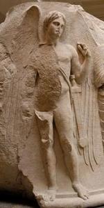 Column temple Artemis Ephesos, Marie Lan Nguyen